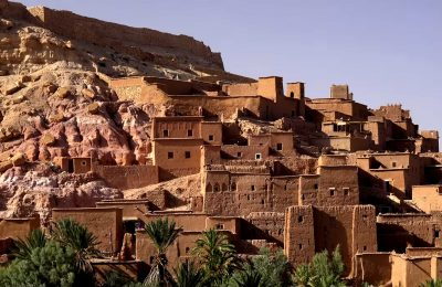 Marrakech to Kasbah Ait Ben Haddou day trip
