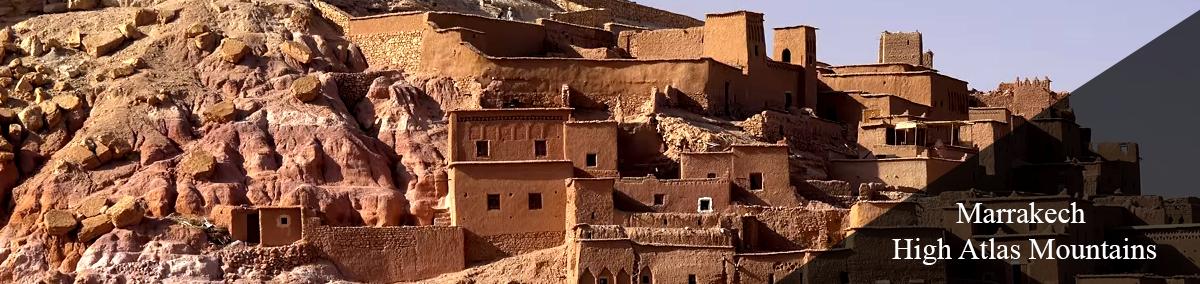 Marrakech – High Atlas Mountains